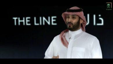 """Photo of صاحب السمو الملكي الأمير محمد بن سلمان يطلق مشروع """"ذا لاين"""" في نيوم ثورة حضارية تضع الإنسان أولاً"""