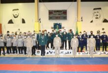 Photo of كاراتيه المجموعة الرابعة يتوشحون بالذهب بدورة الالعاب الرياضية (١١) لقوات الدفاع الجوي