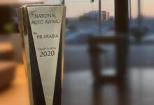 Photo of سيارة الدفع الرباعي الفاخرة GLE من مرسيدس – بنز تحصد الجائزة الوطنية الثامنة