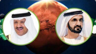 """Photo of سلطان بن سلمان يهنئ الإمارات بمناسبة وصول """"مسبار الأمل"""" إلى مدار """"المريخ"""""""