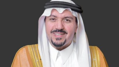 Photo of أمير القصيم يوجّه بإيقاف جميع الفعاليات والمناشط بالمنطقة حفاظًا على سلامة المواطنين والزائرين