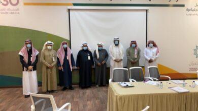 Photo of الشويمي رئيساًوالسعدي نائباً والمنيع أمين صندوق بالمجلس الجديد لجمعية التنمية الأسرية بشقراء