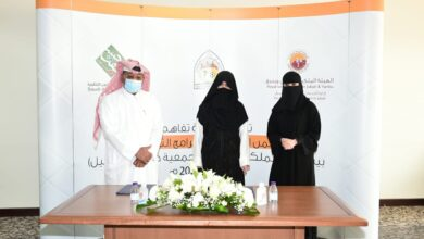 Photo of الهيئة الملكية بالجبيل وجمعية (جسفت) يوقعان مذكرة تفاهم