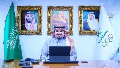Photo of نائب رئيس اللجنة الأولمبية الأمير فهد بن جلوي: جاهزون للتعاون مع القطاع الخاص لتحقيق هدف رؤية المملكة 2030
