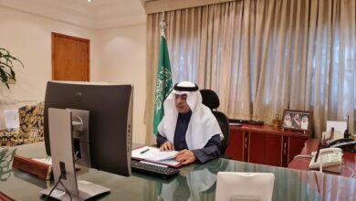Photo of محافظ الجبيل يرأس اجتماع المجلس المحلي الأول