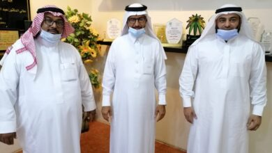 Photo of رئيس لجنة تنمية المراحل الكشفية بجمعية الكشافة االسعودية يزور مركز حي المسفلة