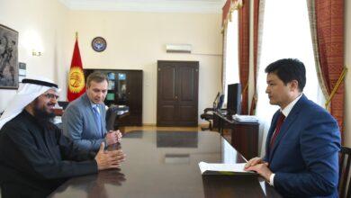 Photo of رئيس وزراء قيرغيزيا يكرم رئيس جمعية «الصفا الخيرية»