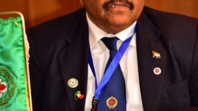 """Photo of اختيار أحمد ثاني الدوسري """"سفير دولي"""" لرواد الكشافة والمرشدات"""