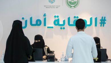 Photo of الخدمات الطبية بوزارة الداخلية تدشن التوسعة الجديدة لمركز لقاح فيروس كورونا في صلبوخ بمدينة الرياض