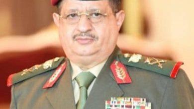 Photo of وزير الدفاع اليمني المقدشي يرافق أبطال الجيش َوالمقاومة