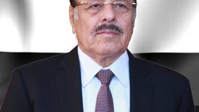 Photo of نائب رئيس الجمهورية اليمني الفريق على محسن يجري اتصالآ بوزير الداخلية حيدان