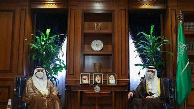 Photo of وزير الدولة للشؤون الخارجية يستقبل رئيس المجلس الوطني للاتحاد الإماراتي