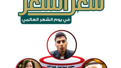 Photo of مصر،والسعودية، وسوريا تتقاسم جائزة شعر الشعر بأدبي الباحة