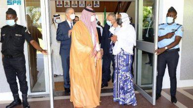 Photo of السفير السبيعي يشارك في اجتماع سفراء المجموعة العربية مع وزيرة خار جية الكوت ديفوار
