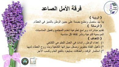 Photo of الأمل الصاعد التابع لمركز حي المسفلة تُقدم (عيدنا خزامي) عن بعد