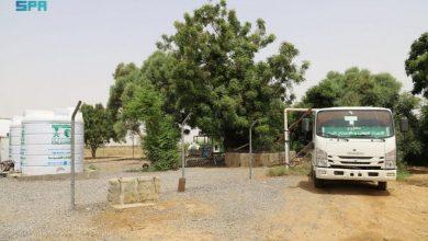 Photo of مركز الملك سلمان للإغاثة يواصل تنفيذ مشروع الإمداد المائي والإصحاح البيئي بمحافظتي حجة وصعدة