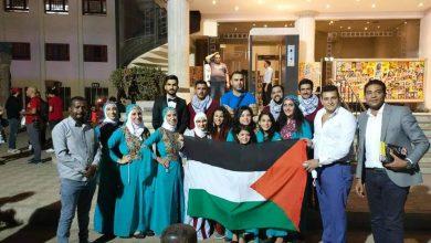 """Photo of التجمع الفلسطيني للوطن و الشتات يدعم فرقة """"الفالوجا"""" بالمهرجان الدولي للطبول …"""