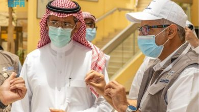 Photo of وزير الصناعة والثروة المعدنية يزور هيئة المساحة الجيولوجية