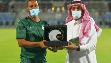 Photo of المنتخب السعودي يكرم وقت اللياقة